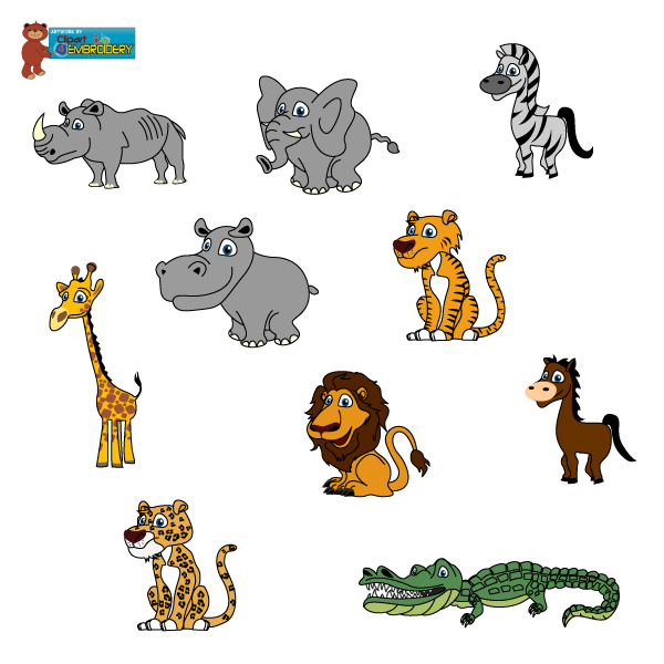 Wild animal cliparts picture stock 7+ Wild Animals Clipart | ClipartLook picture stock