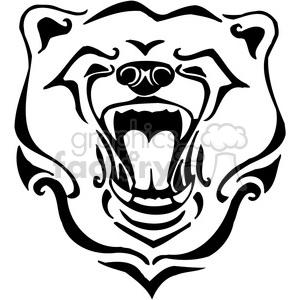 Wild bear clipart image transparent download wild bears 093 clipart. Royalty-free clipart # 385475 image transparent download