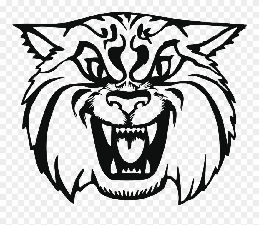 Wild cat animal clipart royalty free stock Gwes - Wildcat Clipart - Png Download (#1067224) - PinClipart royalty free stock