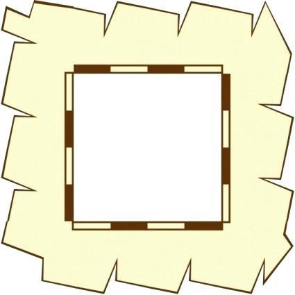 Wild game border clipart clipart transparent library printable frame and border design – andbeyondshop.co clipart transparent library