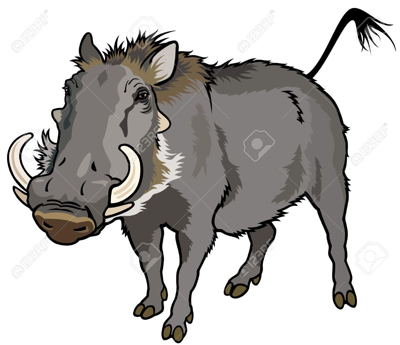 Wild hogs clipart jpg free library Cartoon Hog Pictures | Free download best Cartoon Hog ... jpg free library