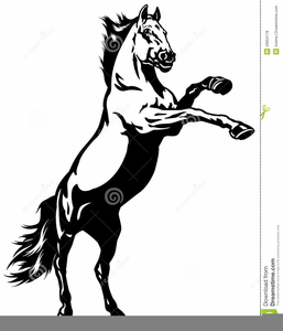 Wildhorse clipart picture transparent stock Mustang Wild Horse Clipart   Free Images at Clker.com ... picture transparent stock