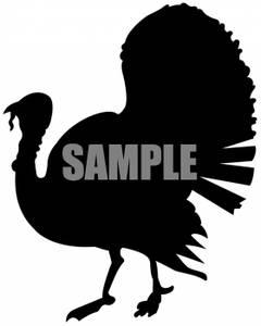Wild turkey silhouette clipart graphic library stock Turkey Silhouette | Clipart Panda - Free Clipart Images graphic library stock