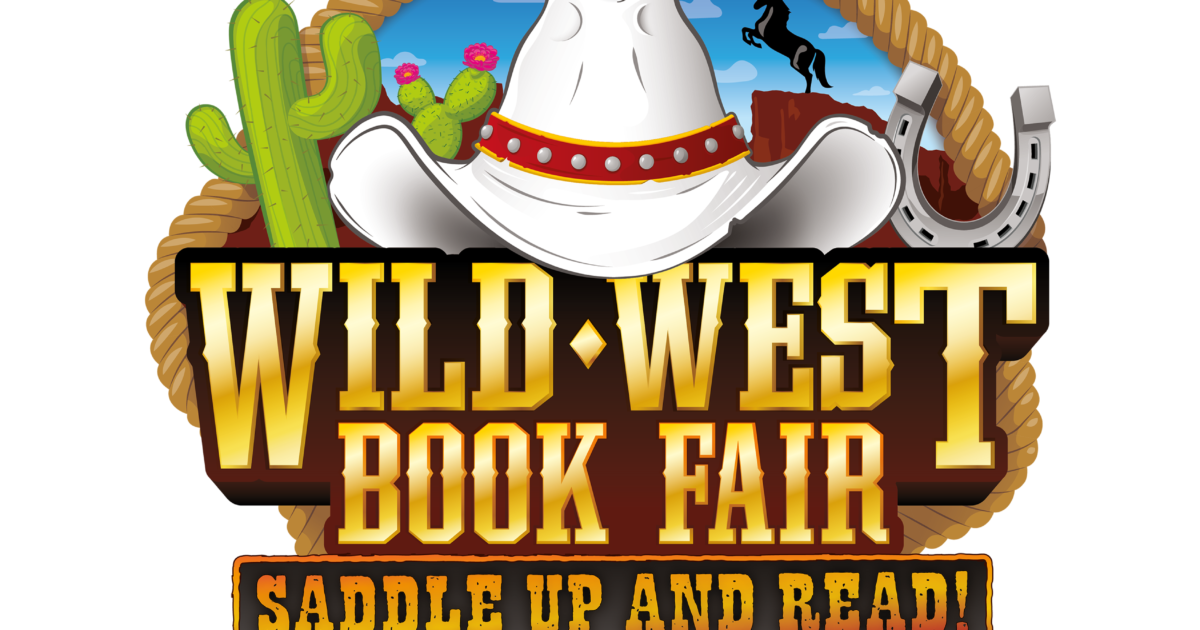 Wild west book fair clipart picture royalty free Wild West Book Fair - Patterson Elementary picture royalty free
