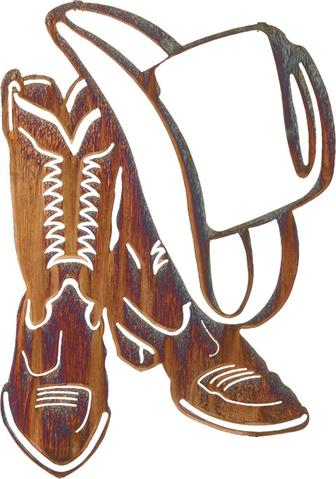 Wild west boots clipart free stock 18\