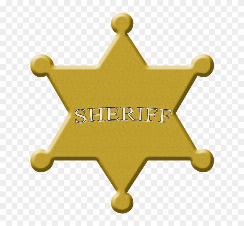 Wild west star clipart picture transparent Star Sheriff Sheriffstern Wild West Symbol Police - Sheriff ... picture transparent