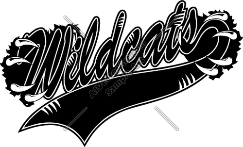 Wildcats clipart clip art royalty free library wildcat+logo | Wildcat Mascot Clip Art Pictures | Cricut ... clip art royalty free library