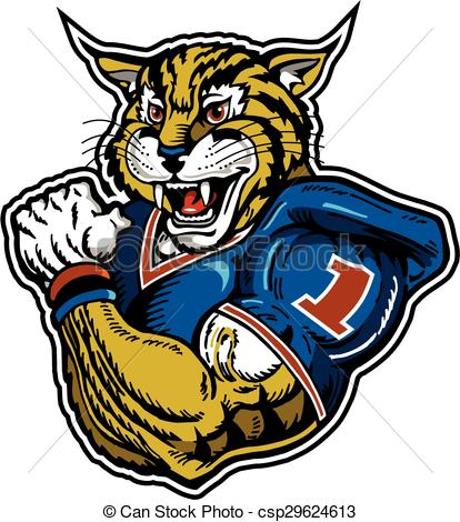 Wildcat arm ripping out clipart png royalty free Collection of 14 free Muscle clipart football bamboo clipart ... png royalty free