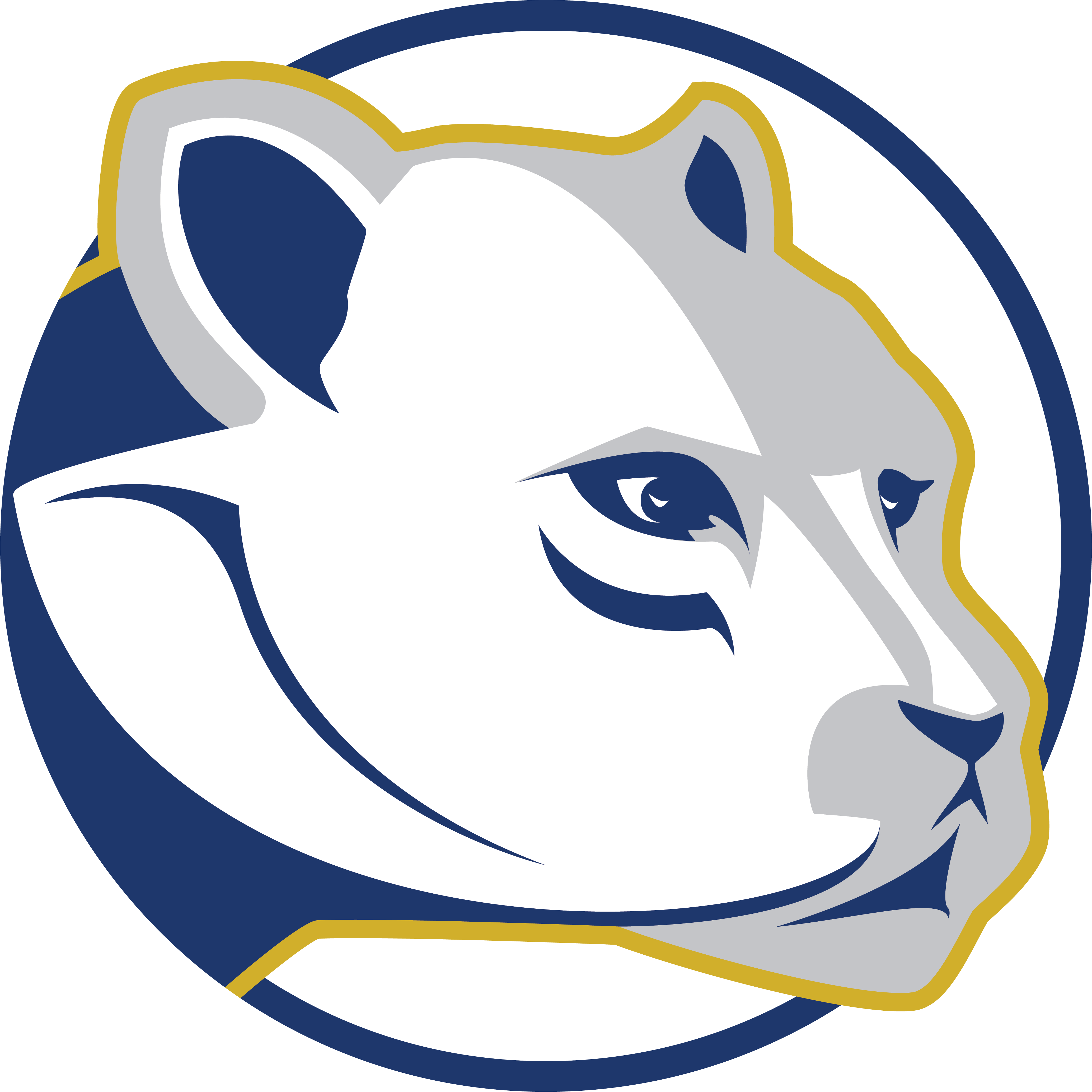 Wildcat school mascot clipart banner freeuse library Alumni Athletes - RYE COUNTRY DAY SCHOOL banner freeuse library