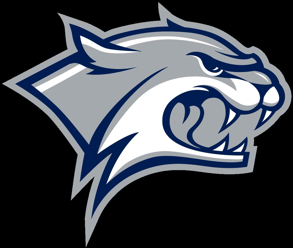 Wildcat school mascot clipart clip library download New Hampshire Wildcats - Wikipedia clip library download