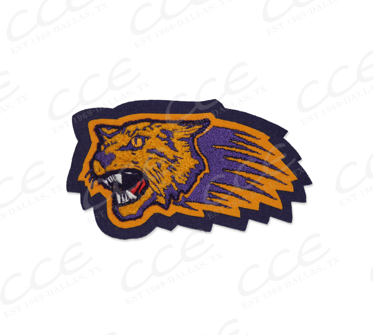 Wildcat school mascot clipart clip transparent download Godley HS Wildcats Sleeve Mascot clip transparent download