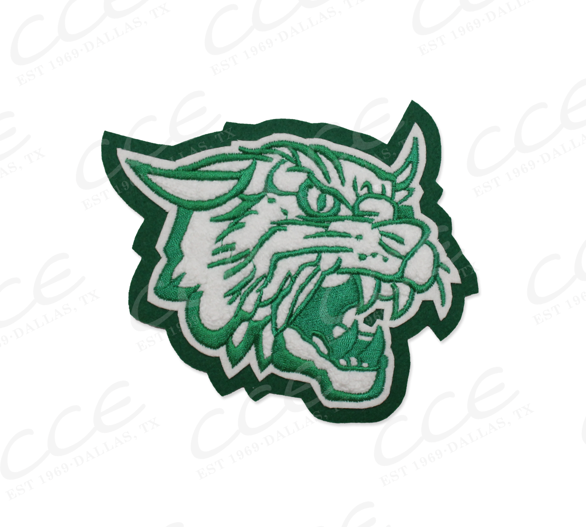 Wildcat school mascot clipart freeuse Kennedale HS Wildcats Sleeve Mascot freeuse