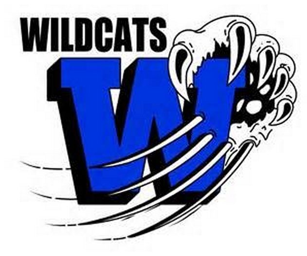 Wildcatz clipart svg black and white stock Jr. Wildcats - (Vacaville, CA) - powered by LeagueLineup.com svg black and white stock