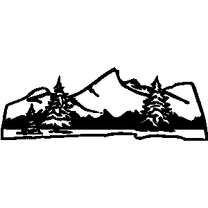 Wilderness clipart free svg black and white Free Wilderness Cliparts, Download Free Clip Art, Free Clip ... svg black and white