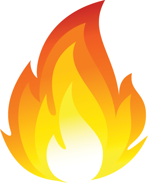 Wildfire clipart png png transparent download Pin by cadillac Carter on damn rite | Church banners, Fire ... png transparent download