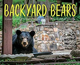 Wildlife habitat in backyard black and white clipart banner royalty free download Backyard Bears: Conservation, Habitat Changes, and the Rise of Urban  Wildlife (Scientists in the Field Series) banner royalty free download