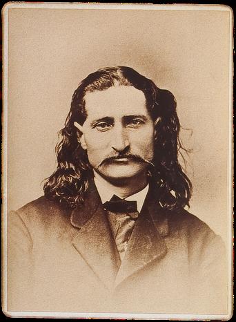 Will bill hikcock clipart transparent stock Wild Bill Hickok - Blackhawk Museum transparent stock