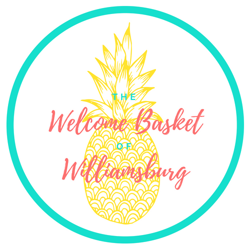 Williiamsburg style pineapple clipart image download About the Owners — The Welcome Basket of Williamsburg image download