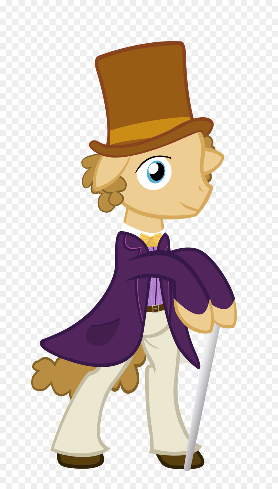 Willy wonka cartoon clipart clip black and white Pinkie Pie clipart - Clothing, Cartoon, Purple, transparent ... clip black and white