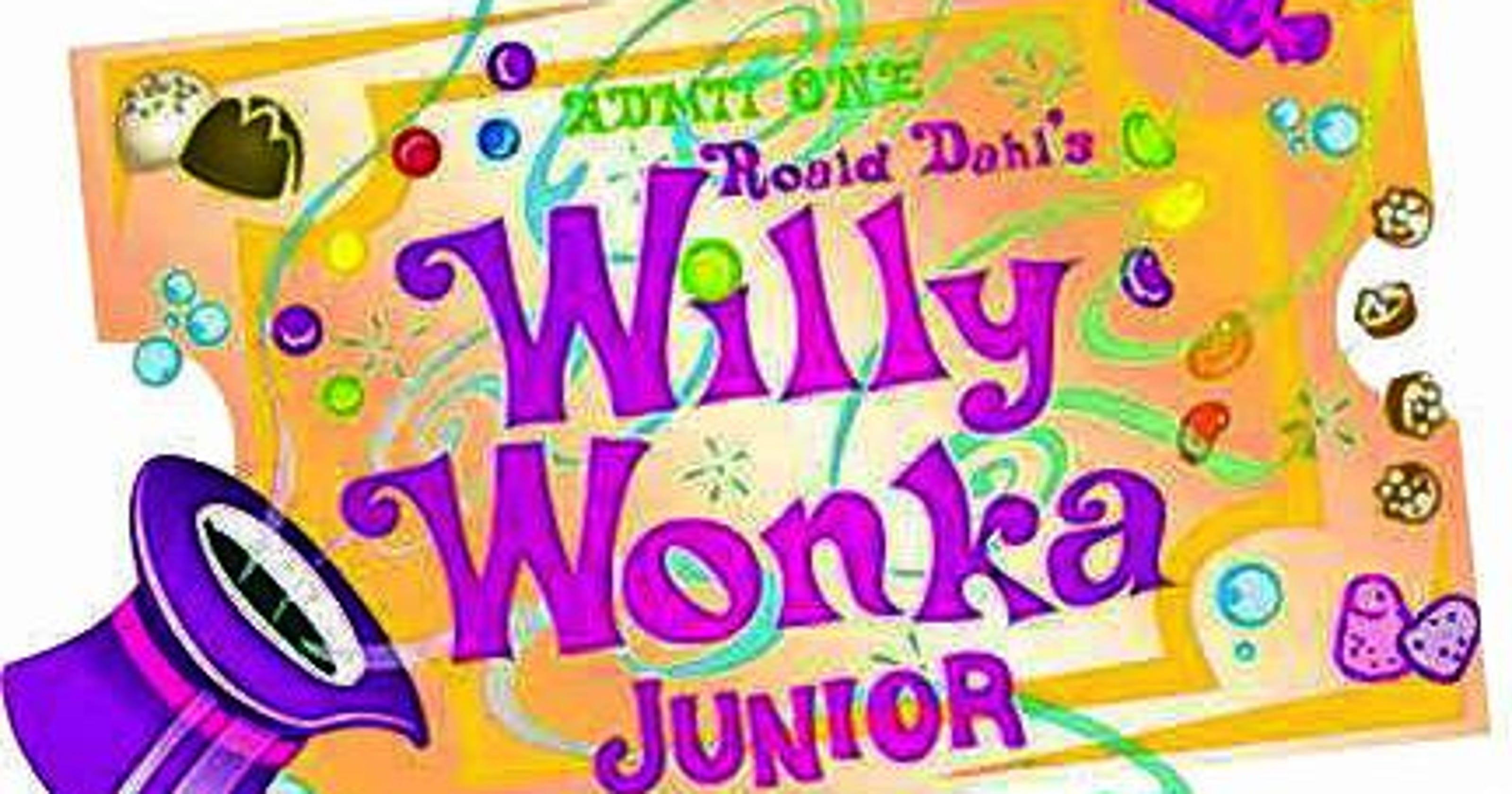 Willy wonka jr clipart clip art freeuse For families: LatinFest, \'Willy Wonka Jr.\' clip art freeuse