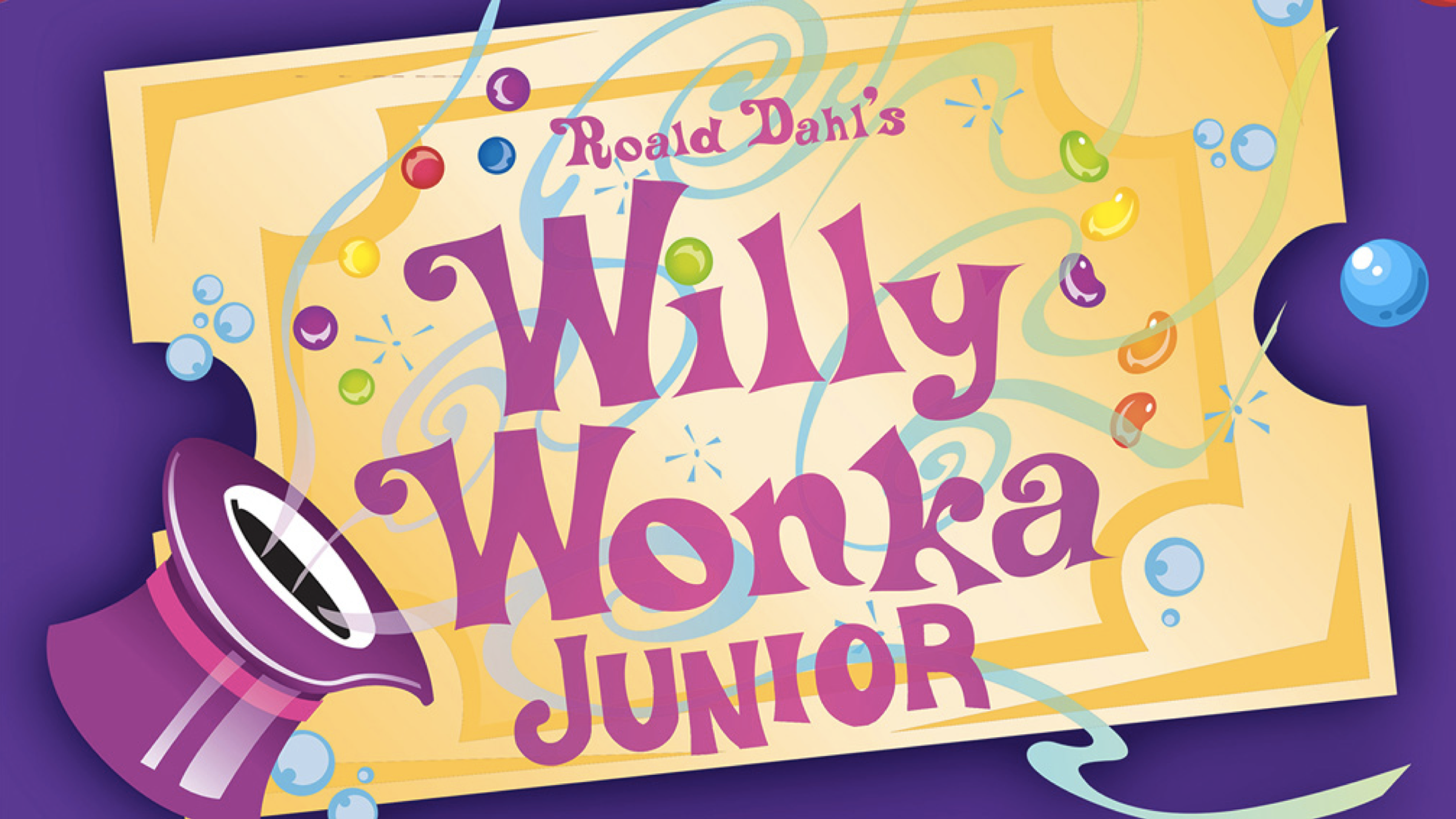 Willy wonka jr clipart png free stock Roald Dahl\'s Willy Wonka Jr. png free stock