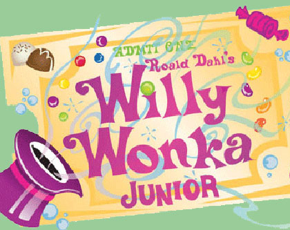 Willy wonka jr clipart picture library library Willy Wonka Jr. — The Whallonsburg Grange picture library library