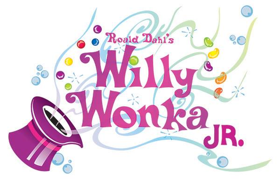 Willy wonka jr clipart banner stock Willy Wonka Jr. by Brookside Elementary banner stock