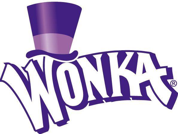 Willy wonka lifting soda clipart picture black and white Wonka logo | Wonka in 2019 | Charlie chocolate factory ... picture black and white