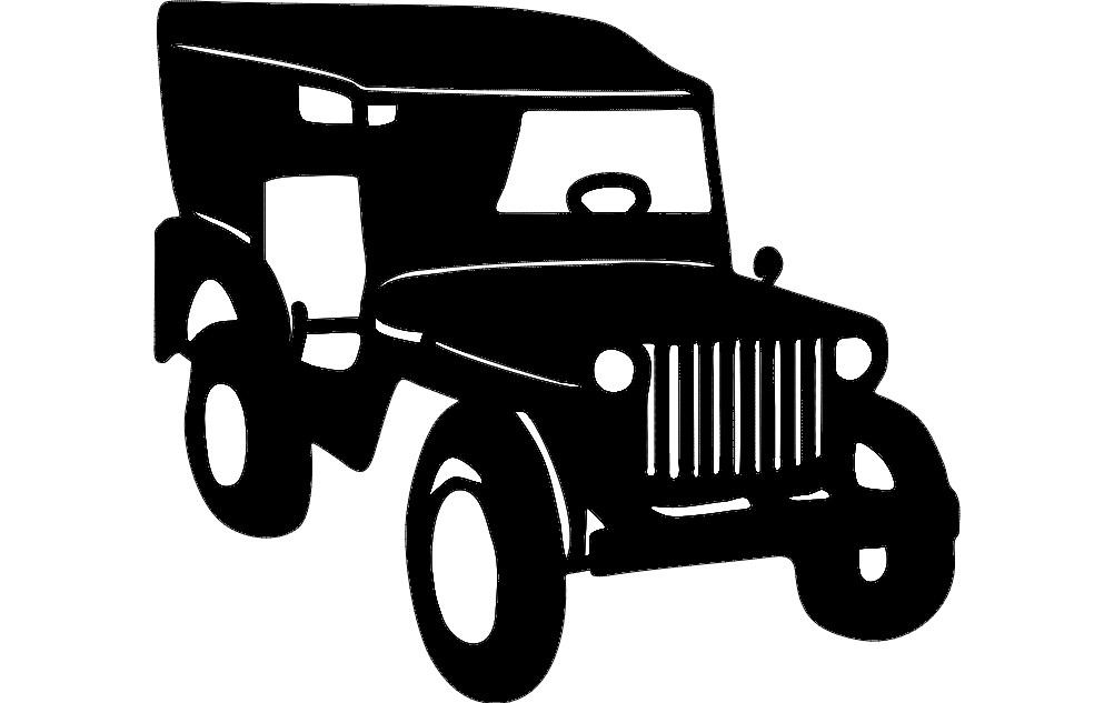 Willys jeep logo clipart clipart royalty free Willys jeep – Amee House clipart royalty free