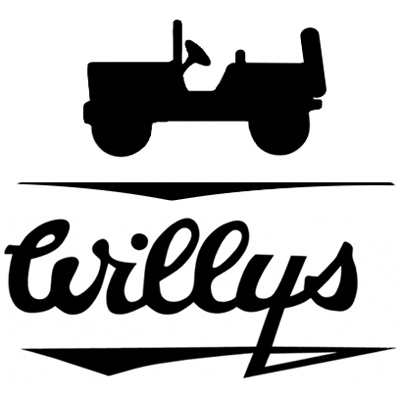 Willys jeep logo clipart clip freeuse download Jeep Wrangler Artwork, Logos, Badges, and Free Backgrounds ... clip freeuse download