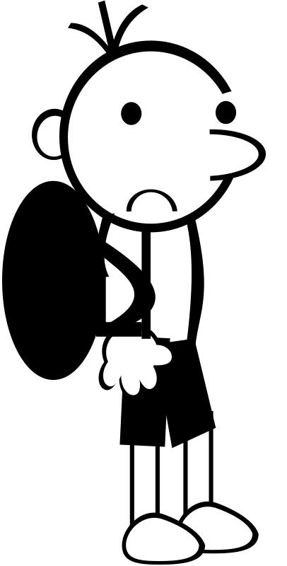 Wimpy kid clipart picture freeuse Free Clipart: Wimpykid | PeterBrough picture freeuse