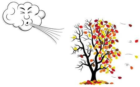 Wind blowing leaves clipart banner download Wind blowing leaves clipart 6 » Clipart Portal banner download
