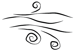 Wind clipart drawing image black and white download Free Images Of Wind, Download Free Clip Art, Free Clip Art ... image black and white download
