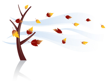 Leaves blowing in the wind clipart png black and white download Free Windy Leaves Cliparts, Download Free Clip Art, Free ... png black and white download