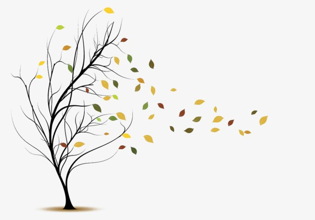 Wind leaves clipart clipart royalty free download Leaves blowing in the wind clipart 2 » Clipart Portal clipart royalty free download