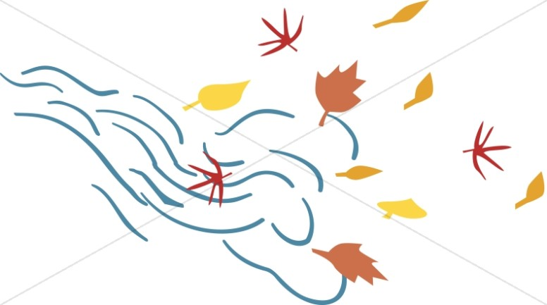 Wind images clipart svg free Simple Leaves on Wind | Leaf Clipart svg free