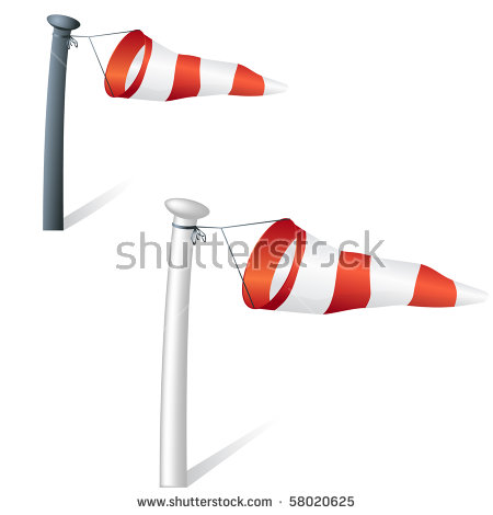 Wind speed clipart image freeuse download Weather Icon Clipart Wind Sock Illustration Stock Illustration ... image freeuse download