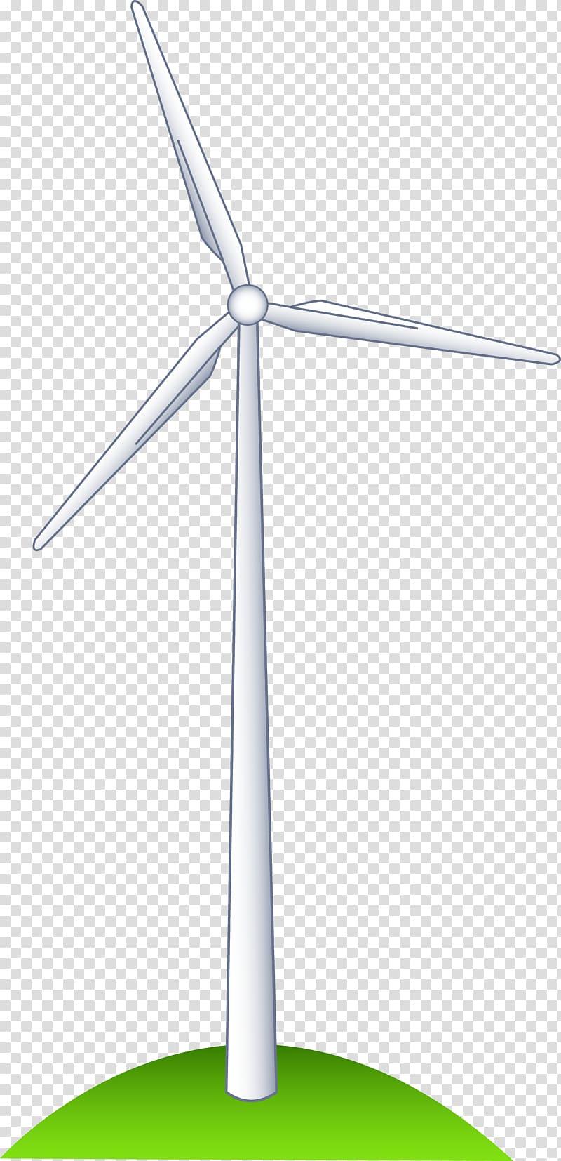 Wind turbine roof clipart clip art black and white library Wind farm Wind turbine Windmill Wind power , wind ... clip art black and white library