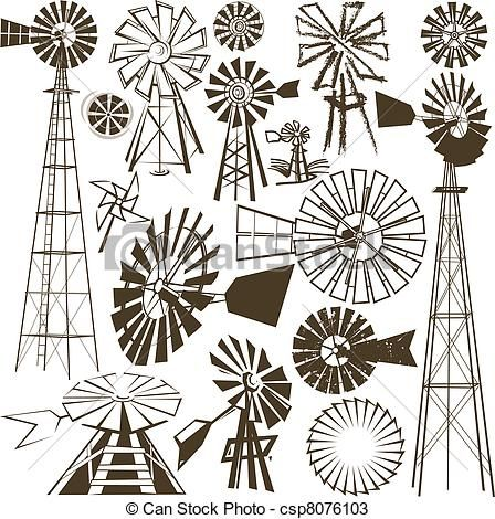Windmill blades clipart image download Windmill Clipart and Stock Illustrations. 9,813 Windmill ... image download