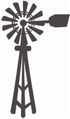 Windmill farn clipart picture royalty free library Image result for farm windmill clipart | Handwerk idees ... picture royalty free library