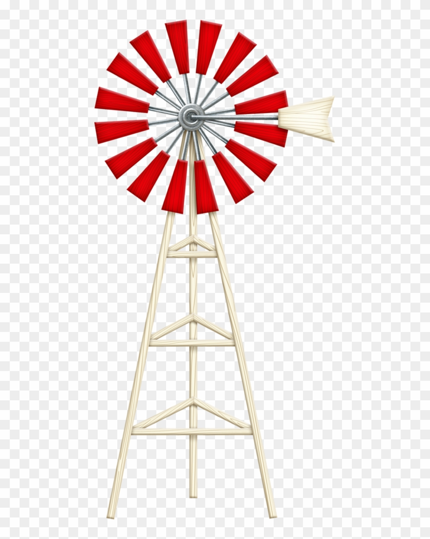 Windmill farn clipart svg freeuse download Farm Clipart Windmill - Farm Windmill Clipart - Png Download ... svg freeuse download