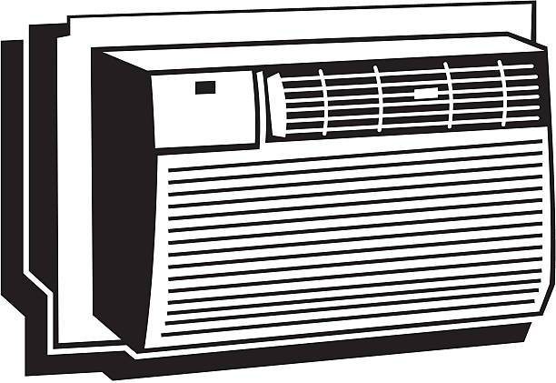 Window air conditioner clipart jpg library library Window air conditioning unit. » Clipart Portal jpg library library
