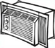Window air conditioner clipart vector free library Window air conditioner clipart » Clipart Portal vector free library