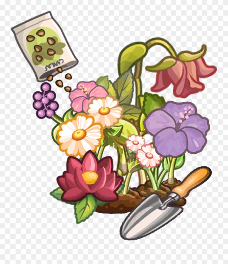 Window boxes clipart image library download Pixel-florist\'s Window Box - Bouquet Clipart (#3290200 ... image library download