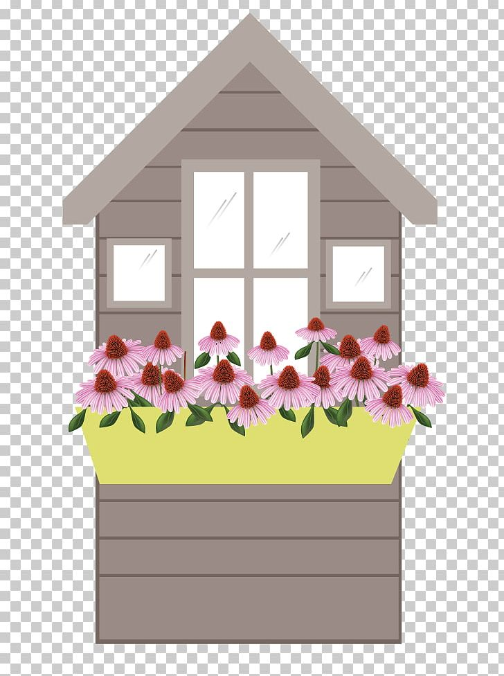 Window boxes clipart svg royalty free download Window Box Flower Box Pollinator PNG, Clipart, Box, Facade ... svg royalty free download