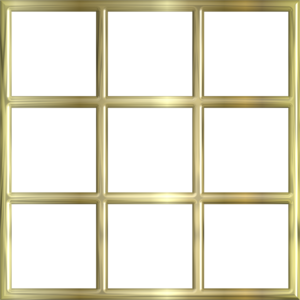 Window clipart border png clip art freeuse Gold Frame Border Window | Free Images at Clker.com - vector ... clip art freeuse