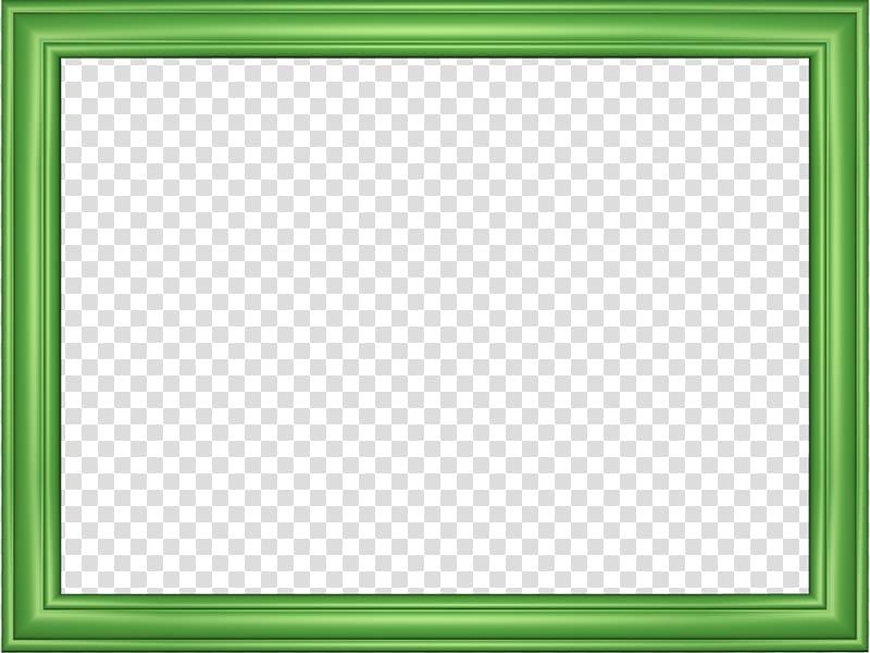 Window clipart border png illustration banner royalty free library Rectangular green frame illustration, Window Board game ... banner royalty free library