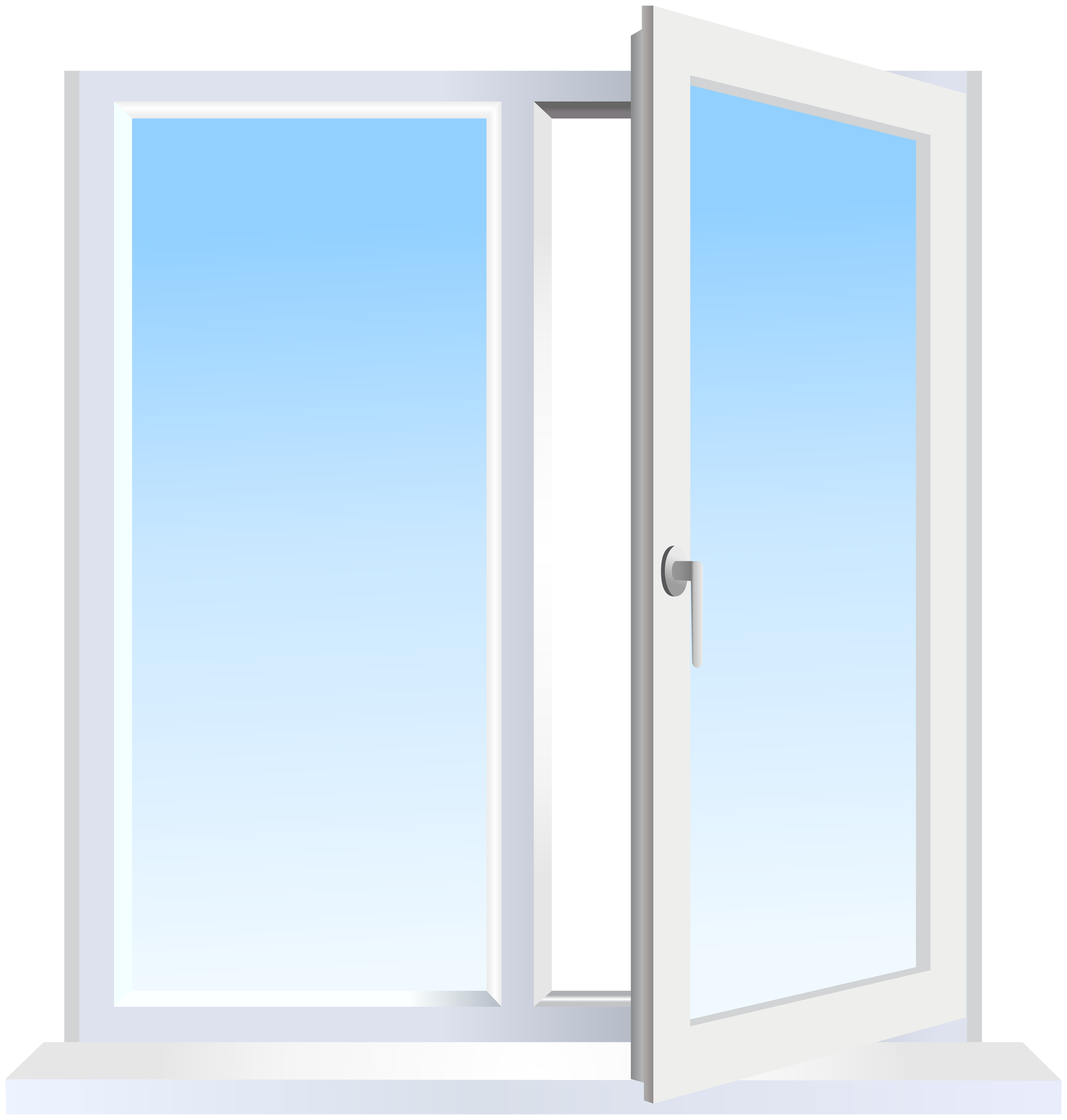 Window view clipart clipart royalty free library Open Window PNG Clip Art - Best WEB Clipart clipart royalty free library