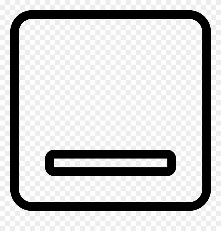 Window icon clipart