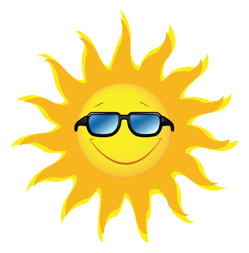 Window sun clipart jpg download Summer Clipart No Background | Holliddays.co jpg download